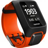 TomTom - Adventurer Cardio + Music Sportswatch orange