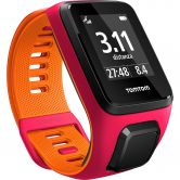 TomTom - Runner 3 Cardio Small Sportuhr pink orange