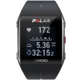 Polar - V800 black-grey