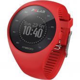 Polar - M200 GPS-Laufuhr M/L red