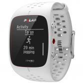 Polar - M430 GPS-Trainingscomputer weiss