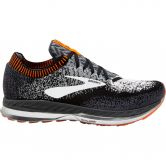 Brooks - Bedlam Laufschuhe Herren black grey orange