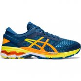 ASICS - Gel-Kayano 26 Shine Running Shoes Men mako blue sour yuzu
