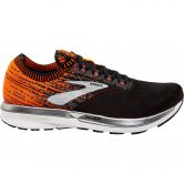 Brooks - Ricochet Laufschuhe Herren black orange ebony