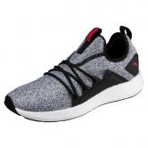 Puma - NRGY Neko Knit Running Shoes Men puma black high risk red