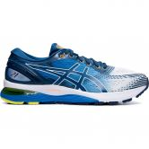 ASICS - Gel-Nimbus 21 Shine Running Shoes Men white lake drive