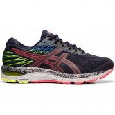 ASICS - Gel-Cumulus 21 Lite-Show Running Shoes Damen midnight silver