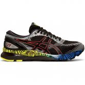 ASICS - Gel-Nimbus 21 Lite-Show Running Shoes Men black electric blue