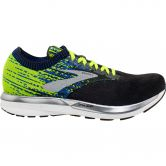 Brooks - Ricochet Running Shoes Men black nightlife blue