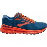 Brooks - Adrenaline GTS 20 Running Shoes Men poseidon flint stone red