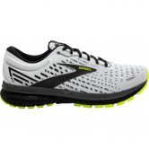 Brooks - Ghost 13 Laufschuhe Herren white black nightlife