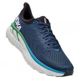 HOKA ONE ONE - Clifton 7 Laufschuh Herren moonlit ocean anthracite