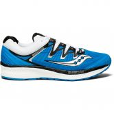 Saucony - Triumph ISO4 running shoes men blue white