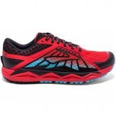 Brooks - Caldera Laufschuhe Herren high risk red