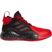 adidas - D Rose 773 2020 Basketball Shoes Unisex scarlet core black footwear white