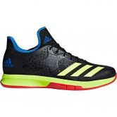 adidas - Counterblast Bounce Schuhe Herren core black hi-res yellow true blue
