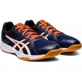 ASICS - Upcourt 3 Volleyball Shoes Men peacoat white