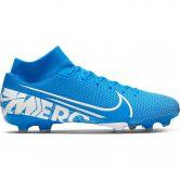 Nike - Mercurial Superfly 7 Pro FG/MG Fußballschuh Herren blue hero white obsidian