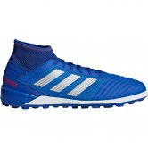 adidas - Predator Tango 19.3 TF Football Shoes Men bold blue silver met active red
