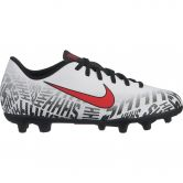 Nike - Jr. Vapor 12 Club Neymar FG Football Shoes Kids white black challenge red