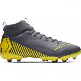 Nike - Jr. Superfly 6 Academy MG Fußballschuhe Kinder dark grey black