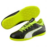 Puma - evoTouch 3 IT Jr. black white safety yellow