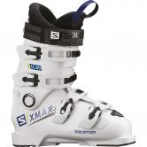 Salomon - X Max LC 80 Kinder weiss race blue