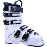 Salomon - X Max 60T L Kinder weiss race blue