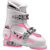Roces - Idea UP Ski Boot Kids white deep pink