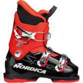 Nordica - Speedmachine J3 Kinder schwarz rot