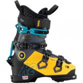 K2 - Mindbender Team JR Kinder black anthracite yellow​