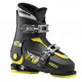 Roces - Idea up Skiboot adjustable M Kids black lime