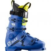 Salomon - S/Max 130 Carbon Herren race blue acid green
