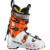 Tecnica - Skischuh Zero G Tour Herren white orange