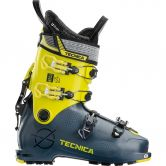 Tecnica - Skischuh Zero G Tour Herren dark avio yellow