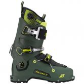 Scott - Freeguide Carbon Men military green yellow