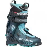 Scarpa - F1 Wmn Women anthracite aqua