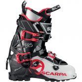 Scarpa - GEA RS Women white black warm red