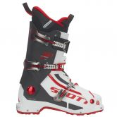 Scott - S1 Carbon Longfiber 120 Herren white red