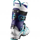 Salomon - MTN Explore Women dark purple aqua blue