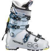 Tecnica - Skischuh Zero G Tour Women white ice