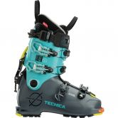 Tecnica - Skischuh Zero G Tour Scout Damen gray light blue