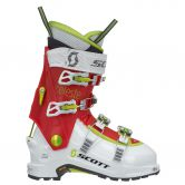 Scott - Celeste Ski Boot Women white red