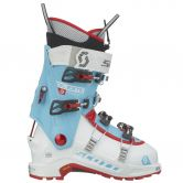 Scott - Celeste II Tourenschuh Damen white bermuda blue