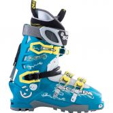 Scarpa - Gea Skischuh Damen lake blue/ limelight