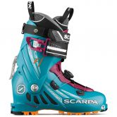 Scarpa - F1 Boa Tourenschuh Damen artic blue purple