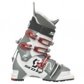 Scott - Minerva NTN Freeride-Telemark-Boot Women white pearl blue