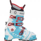 Scott - Minerva NTN WMN Womens bermuda blue white