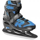 Roces - Jokey Ice 2.0 Skates Boys black astro blue