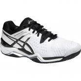 ASICS - Gel-Resolution 6 Clay Tennisschuh Herren white
